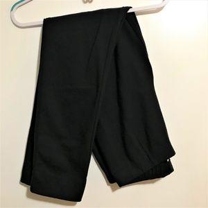 j.jill Black Elastic Waist Slim Pants Sz S Stretch